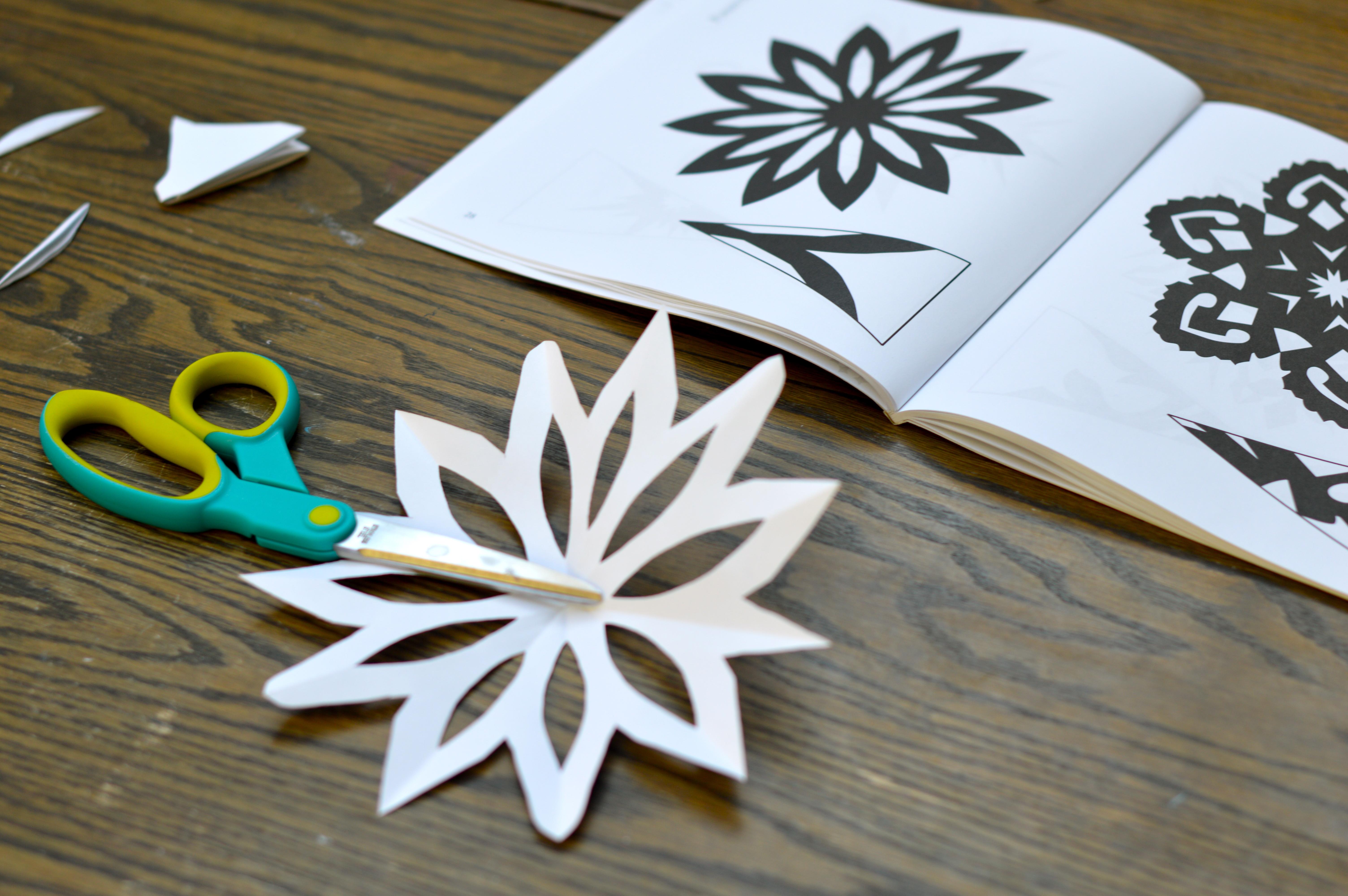 Buy paper snowflakes